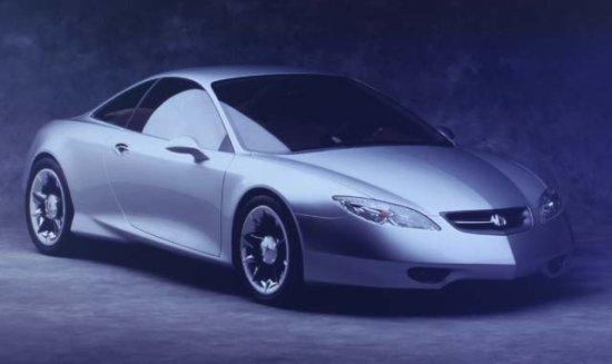 1995 Acura Concept Car Picture