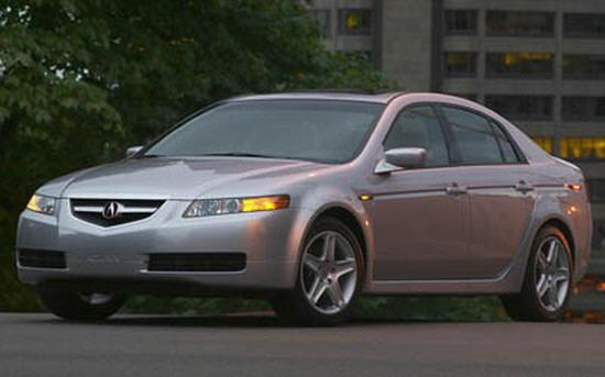 Front left 2005 Acura TL Car Picture