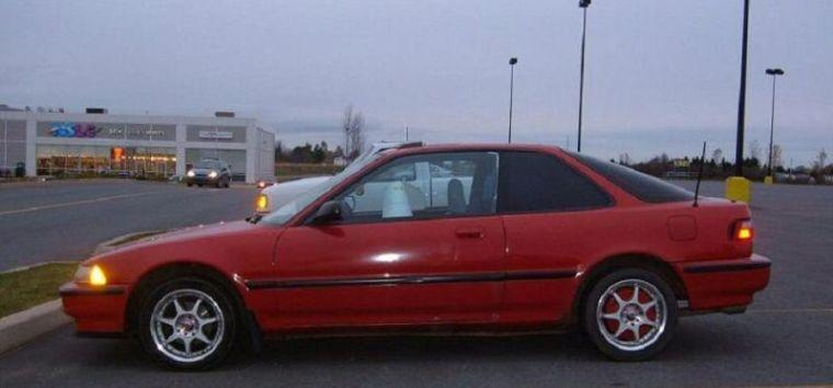 1991 Acura Integra Car Picture