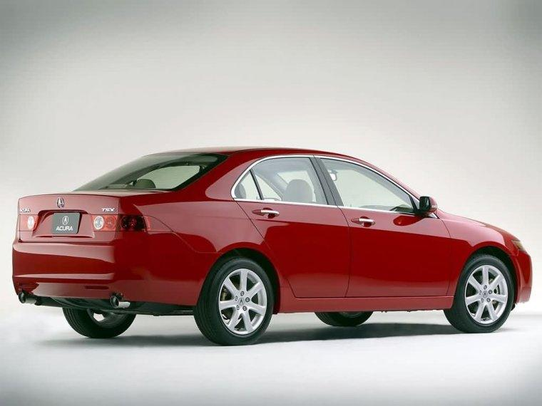 Rear Right 2003 Acura TSX Car PIcture