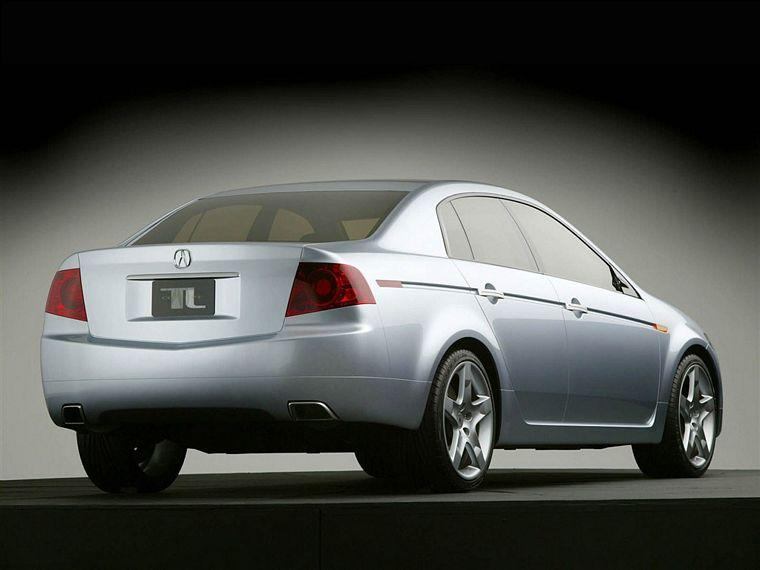 2004 Acura TL Concept Car Picture