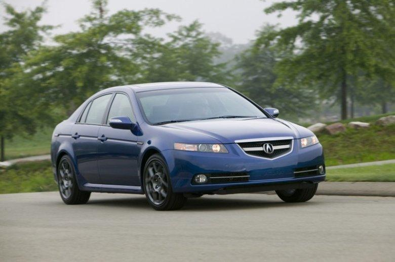 2008 Acura TL Car Picture