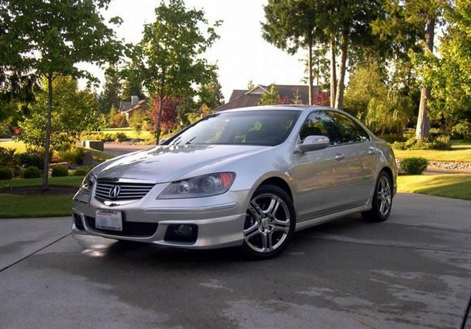 2010 Acura RL Car Picture