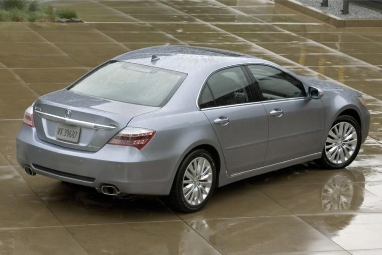 2011 Acura RL Car Picture