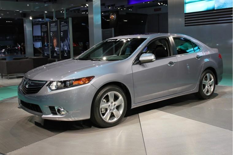 Frpmt Left Side 2011 Acura TSX Car Picture