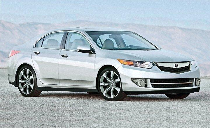Front Right 2012 Acura TSX Car Picture