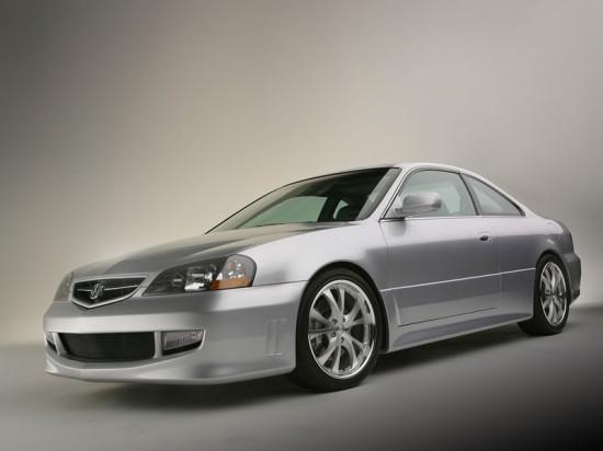 2003 Acura CL Concept Car Picture