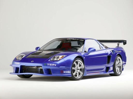 2003 Acura Tublim NSX Car Picture