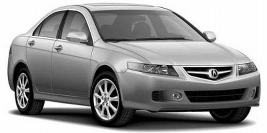 2006 Acura TSX Car Picture