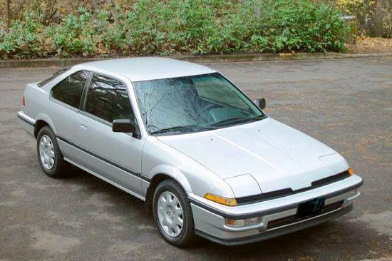 1989 acura integra top front right car photo old car pics. Black Bedroom Furniture Sets. Home Design Ideas