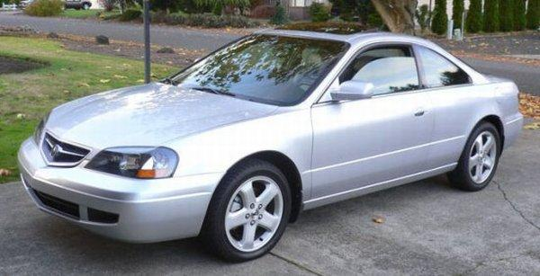 2003 Acura CL Car Picture