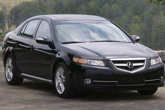 Front Right 2007 Acura TL Type S Car Picture