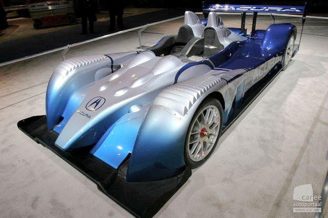 Acura Racing Concept Car Picture