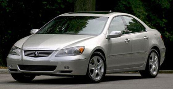 2005 Acura RL Car Picture