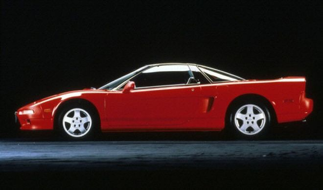 1990 Acura NSX Concept Car Picture