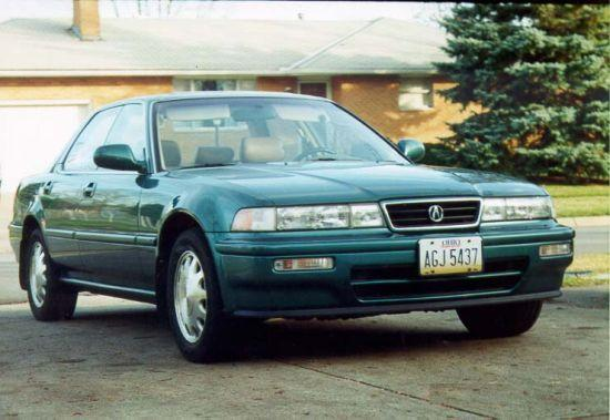 1993 Acura Vigor Car Picture
