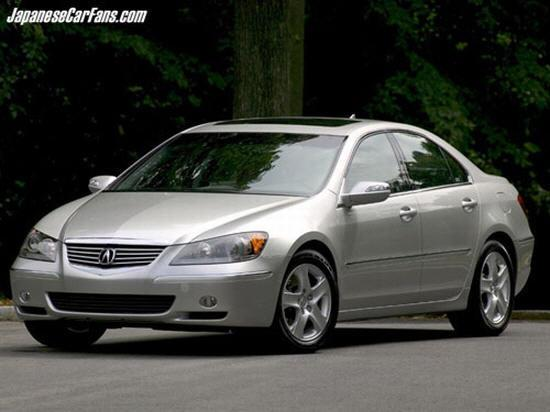 2006 Acura RL Car Picture