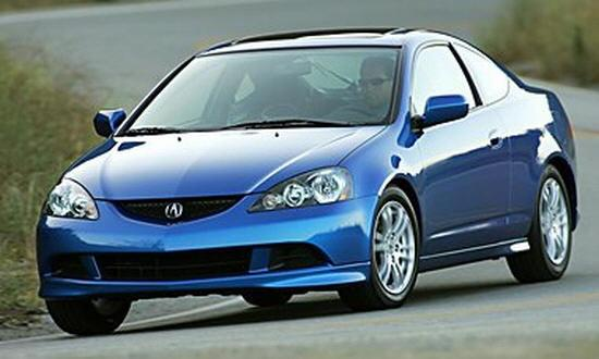 2006 Acura Integra Car Picture