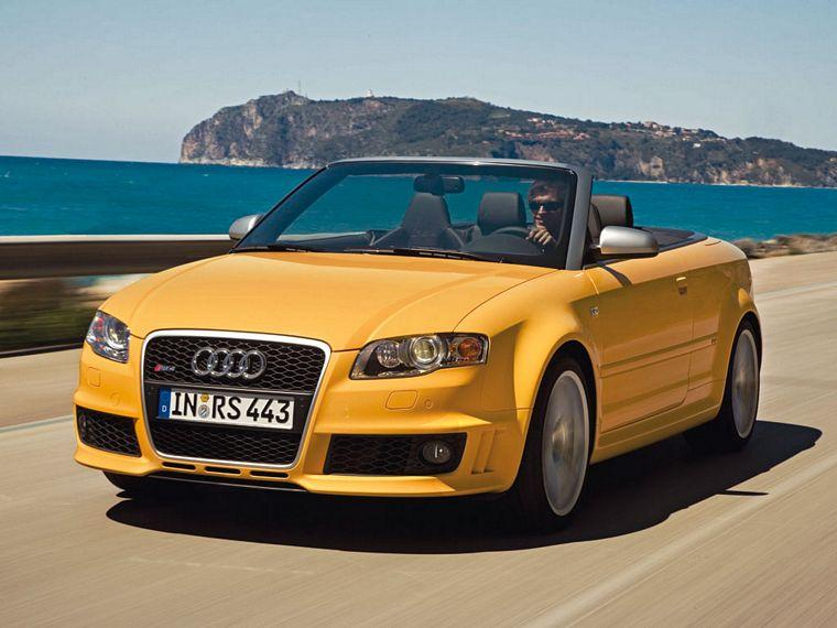 2007 RS4 Cabriolet Car Picture