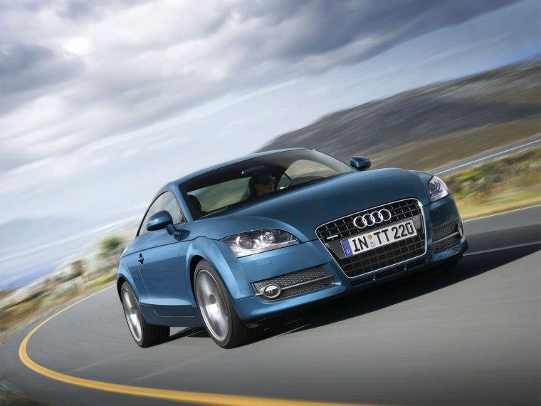 Front right 2007 Audi TT Car Picture