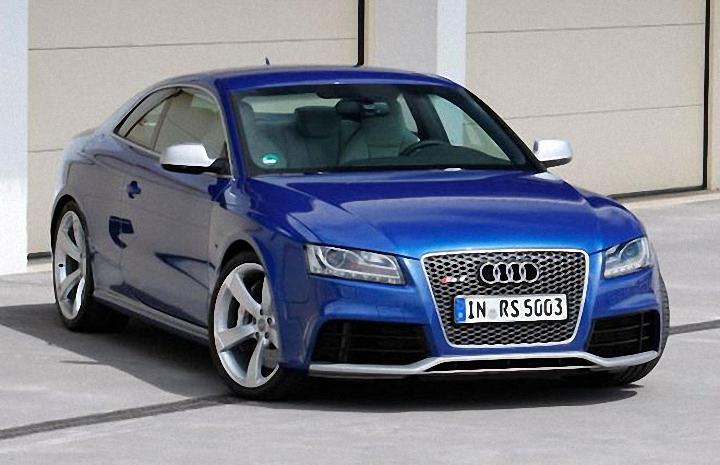 2010 Audi RS5 Car  Picture