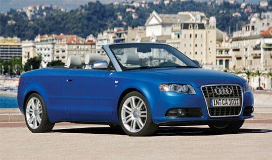 2006 Audi S4 Cabriolet Car Picture