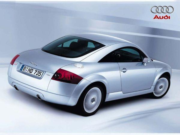 Audi TT Coupe Car Picture