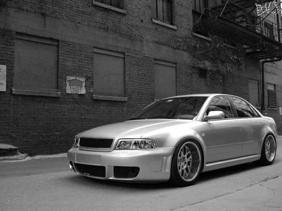Audi RS4 Sedan Car Picture