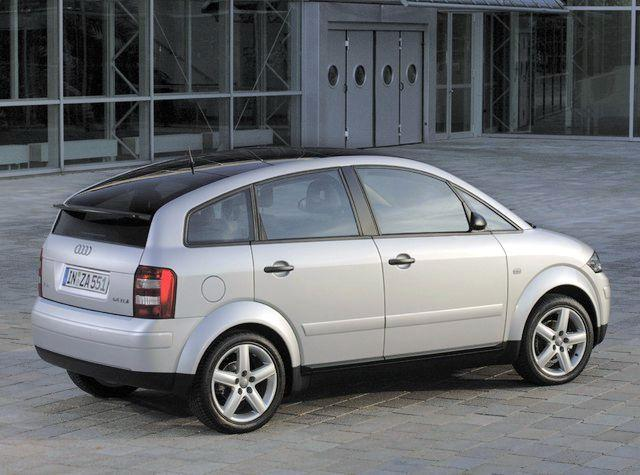 Rear right 2003 Audi A2 Car Picture