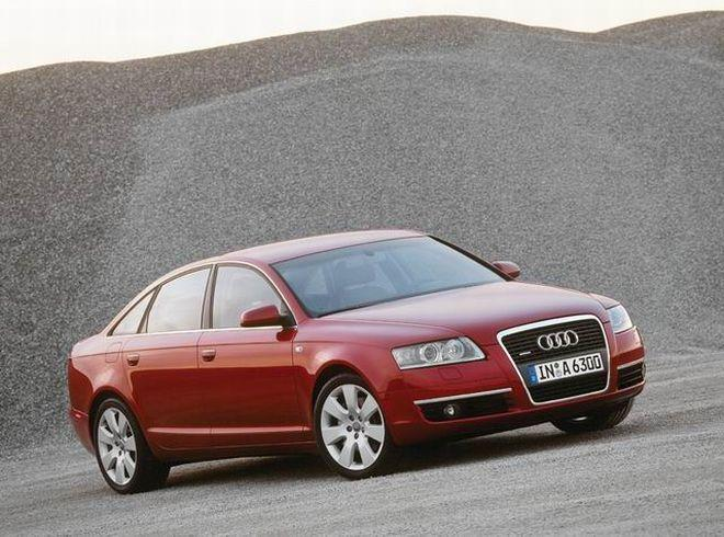 Front right 2004 Audi A6 Car Picture