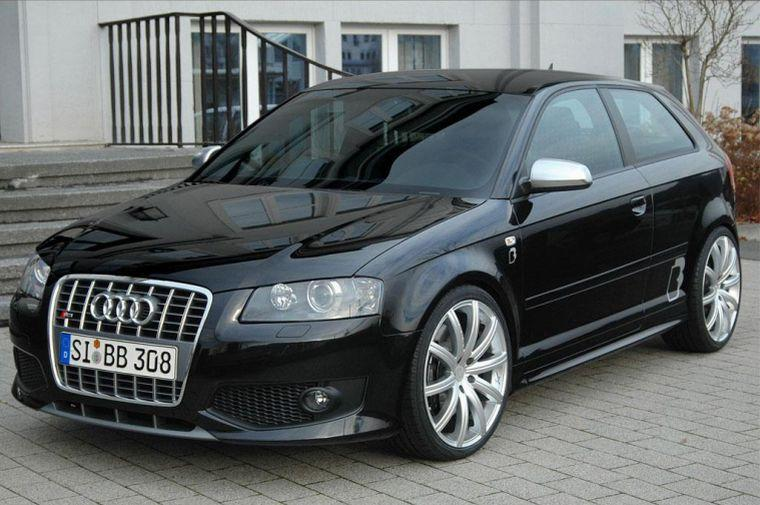Front left 2007 Audi S3 BB Car Picture