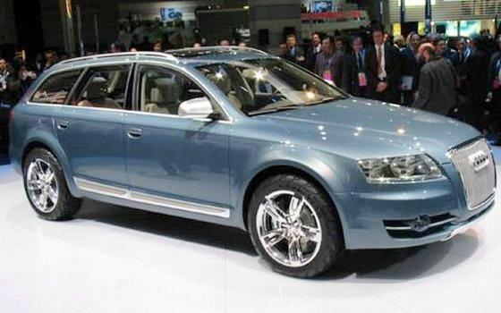 2007 audi allroad a6 right front car picture old and new car pics. Black Bedroom Furniture Sets. Home Design Ideas
