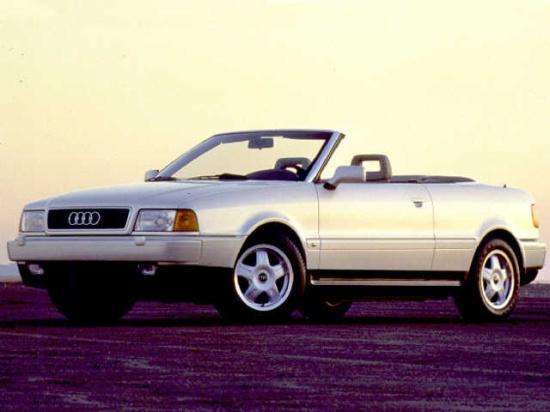 1995 Audi Cabriolet Car Picture