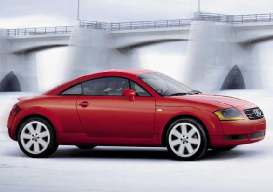 Right Side 2003 Audi TT Car Picture