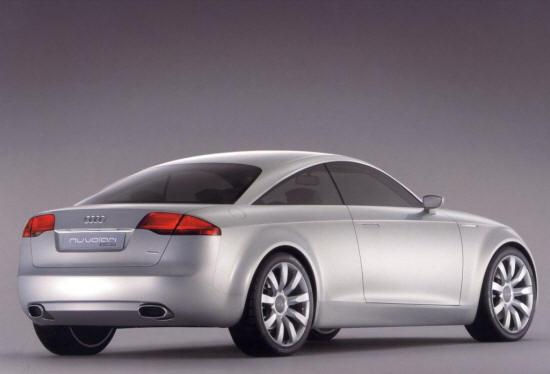 Rear Right Audi A6 Car Picture