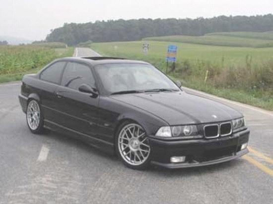 Front left 1995 BMW M3 Car Picture