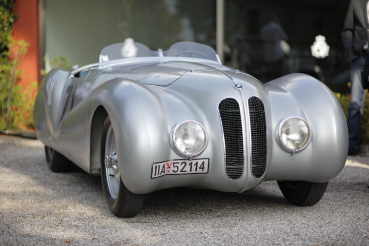1937 BMW 328 Mille Miglia Car Picture