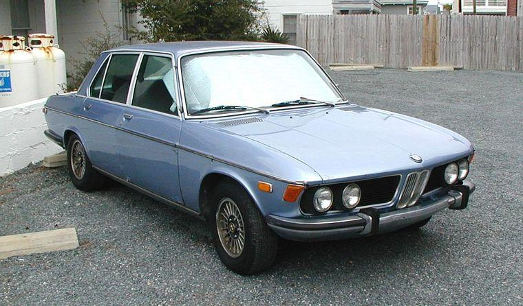 Front right 1972 BMW Bavaria Car Picture