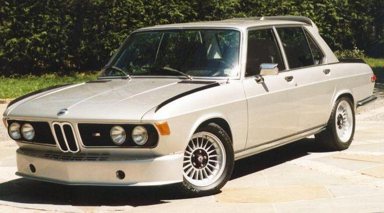 1975 BMW 3-Series Car Picture
