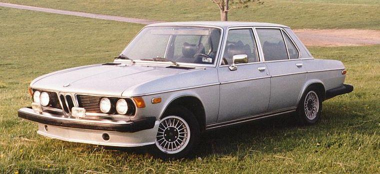 1975 BMW 30si Car Picture