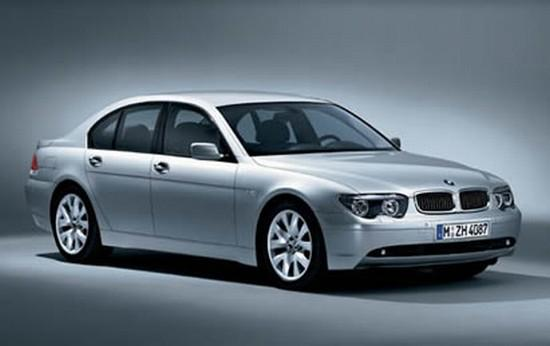 2004 BMW 745 Car Picture