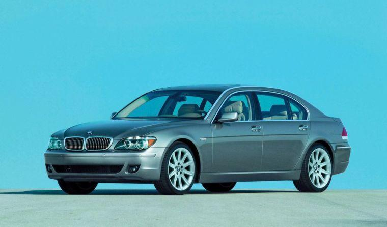 2006 BMW 750Li Car Picture