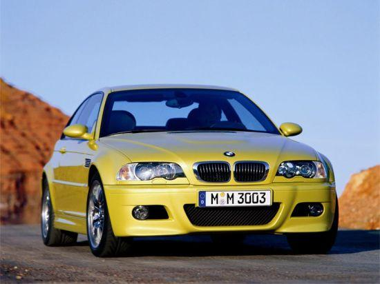 Front View 2006 BMW M3 Coupe Car Picture