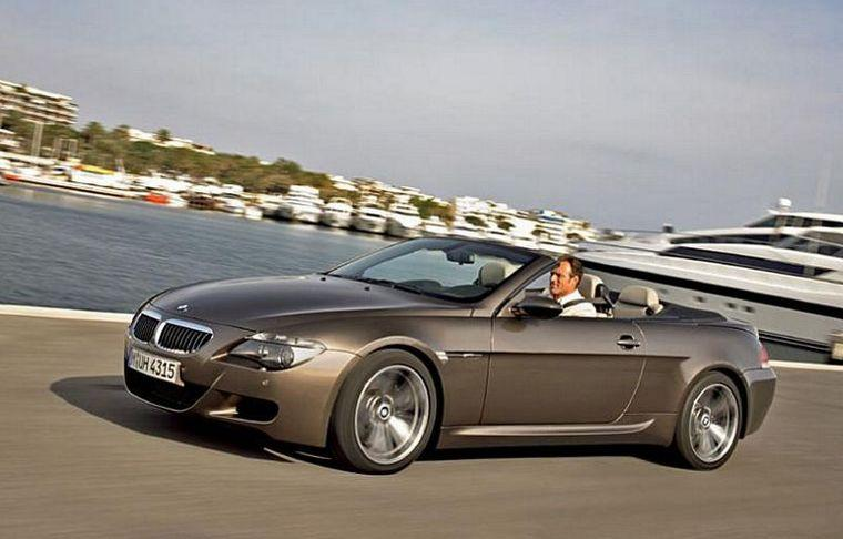 2006 BMW M6 Convertible Car Picture
