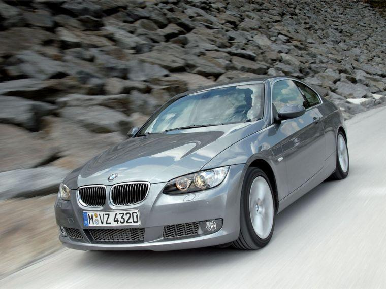 2007 BMW 335i Coupe Car Picture
