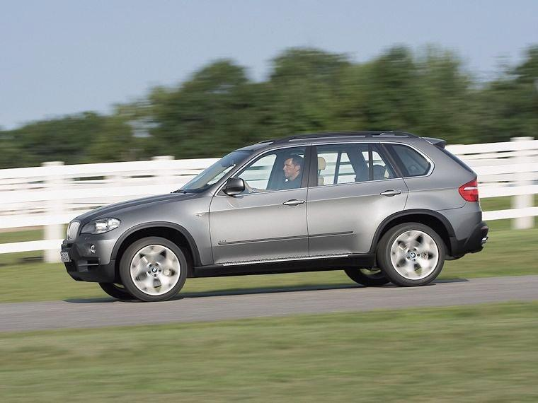 2007 BMW X5 SUV Picture