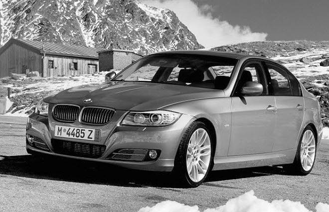 Front Left 2010 BMW 335D Car Picture