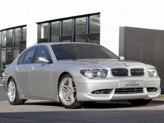 BMW 7 Series Car Picture
