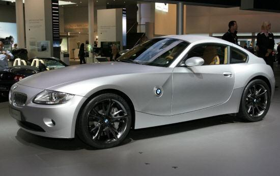 BMW Z24 Coupe Concept Car Picture