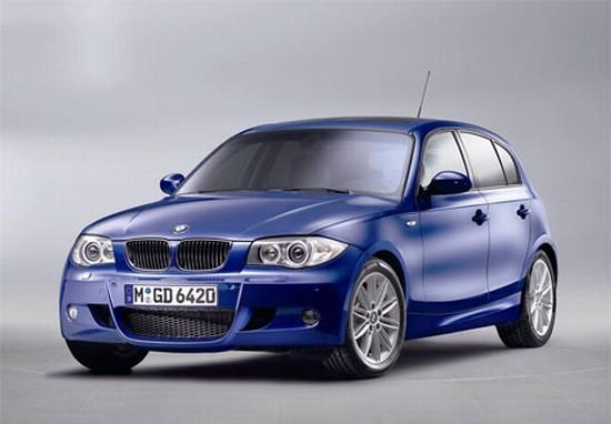 Front left 2005 BMW 130i Sport Car Picture